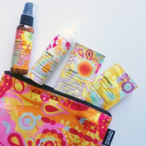 amika Travel Hair Products from i-glamour