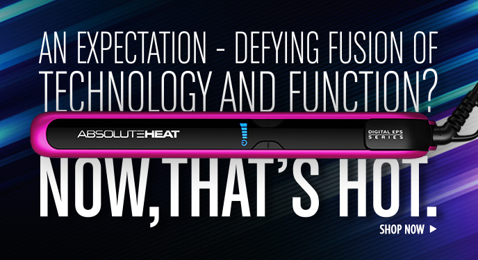 Buy AbsoluteHeat Flat Iron from i-glamour
