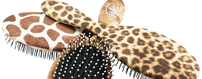 Tame Your Mane With Wet Brush Safari