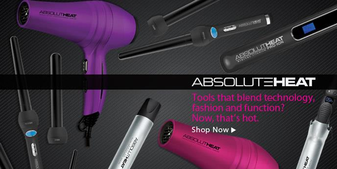 Shop AbsoluteHeat Hair Electricals at i-glamour