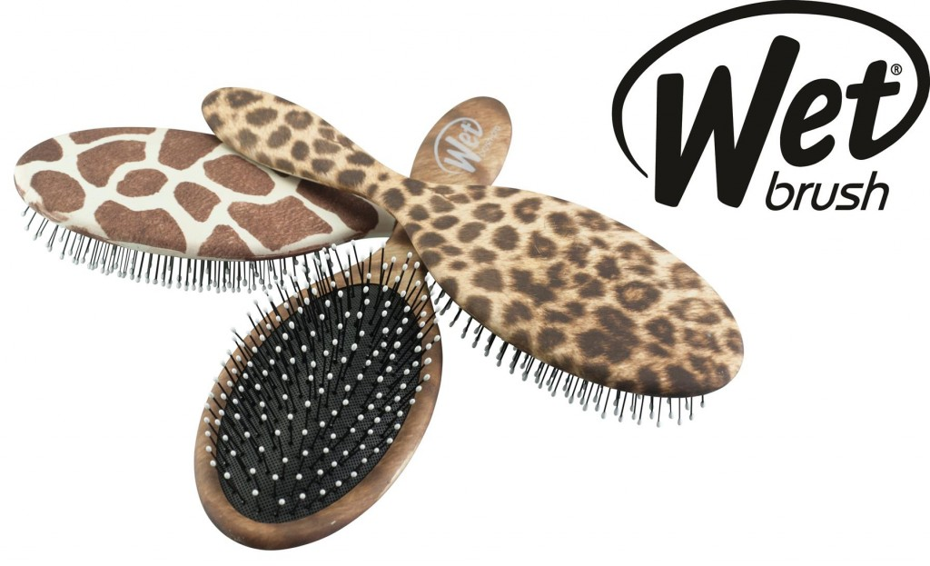 the Wet Brush Safari Detangling Hair Brushes