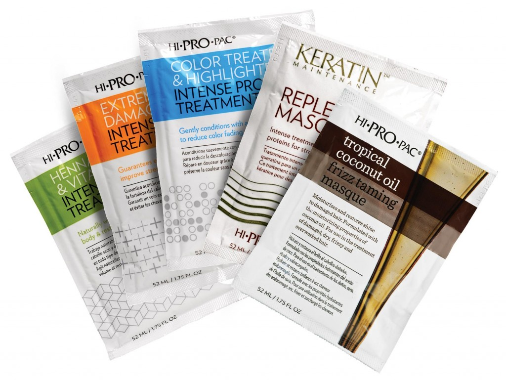 Hi Pro Pac Hair Treatments