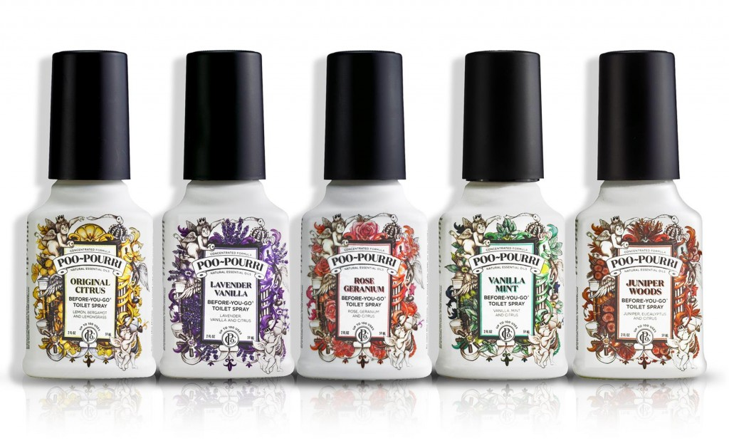 Poo-Pourri Toliet Spray i-glamour 59ml