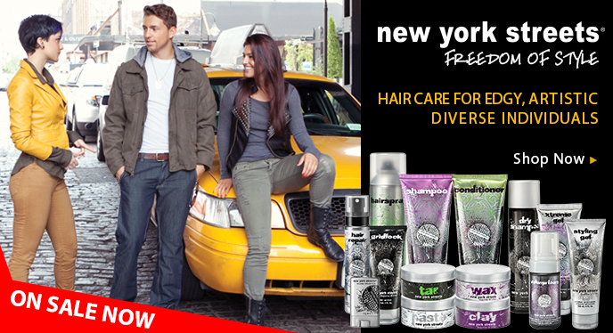 New York Streets Hair Products Sal